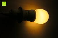 Licht an: kwmobile E27 Lampenfassung 3,5m Weiß - Netzkabel mit Schraubring Schalter - Lampenhalter und Kabel - Pendelleuchte - Lampenaufhängung - Hängeleuchte