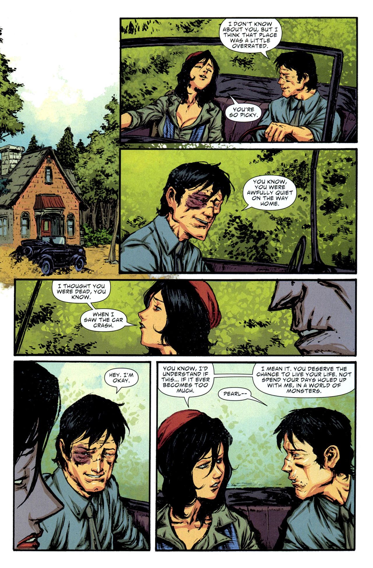American Vampire issue 11 - Page 20