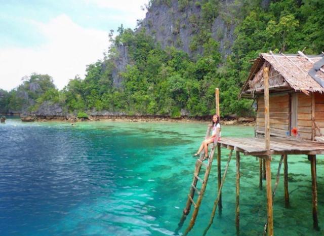 Tempat tinggal Nenek, Pulau Sombori