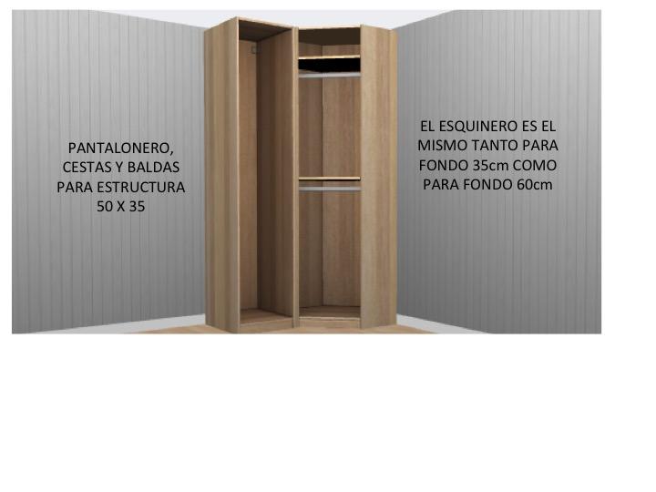 De armario a vestidor s l o a n e s t r e e t - Planificador de armarios ...