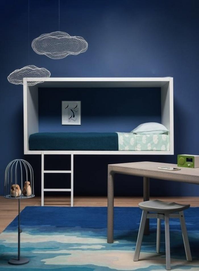O rei vai nu quartos em azul for Living room c o maidstone