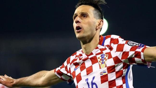 Atacante croata se nega a entrar em campo e está fora da final da Copa do Mundo