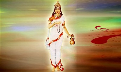 Hindu Goddess daksha wallpaper