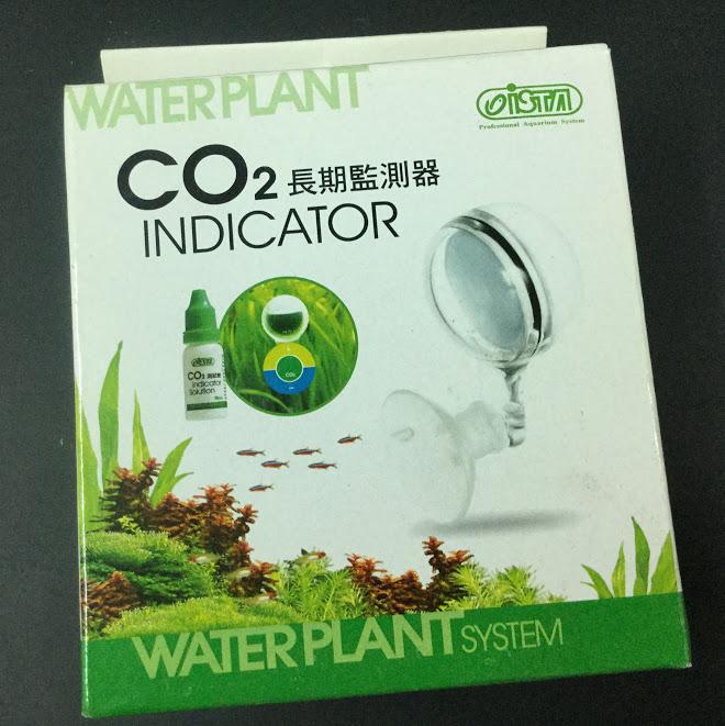 thử nồng độ CO2 trong hồ thủy sinh