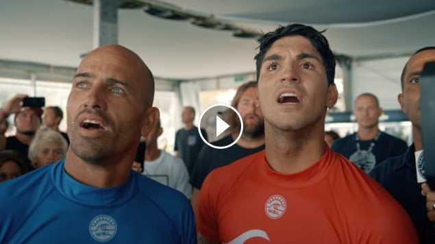 World Surf League Highlight Reel