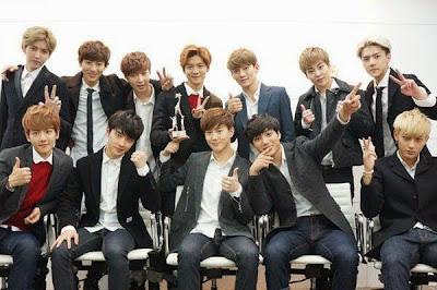 Biodata Personil dan Foto EXO Terbaru