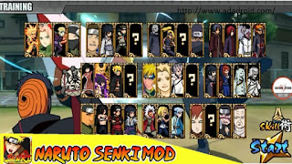 Download Naruto Senki Fighter Mod v1.0 by Ferry Apk
