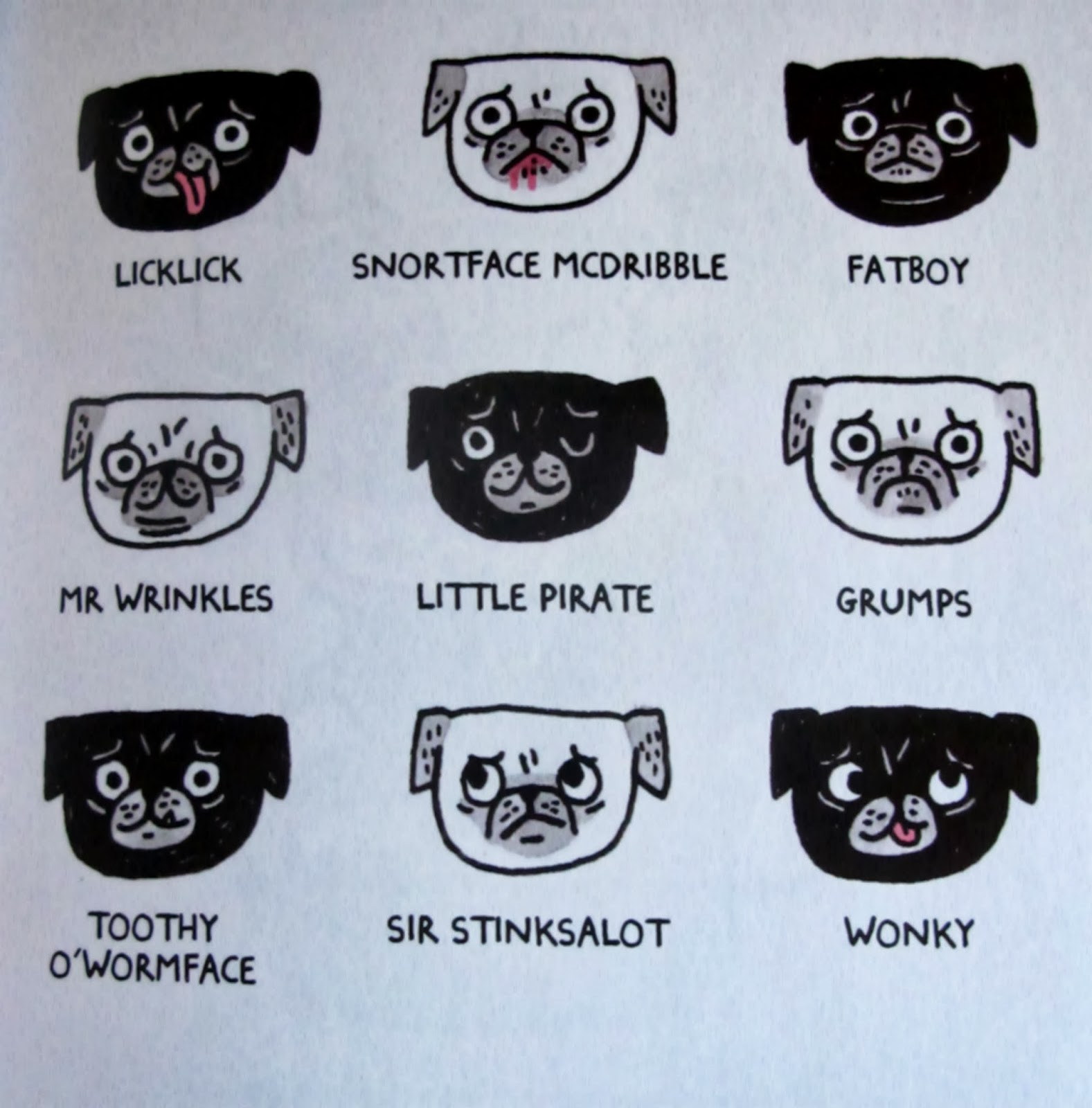 A pug guide to hookup by gemma correll