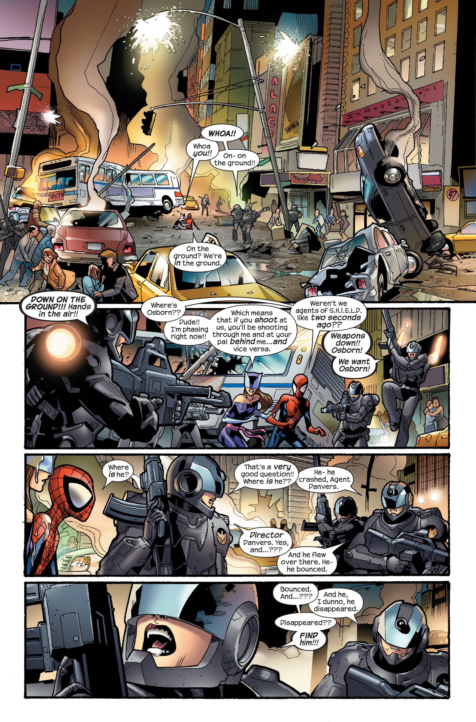 Read online Ultimate Spider-Man (2000) comic -  Issue #116 - 7