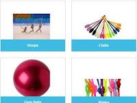 Inilah Alat-Alat yang Digunakan dalam Senam Ritmik
