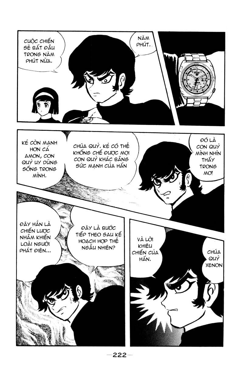 DevilMan chapter 16 trang 22