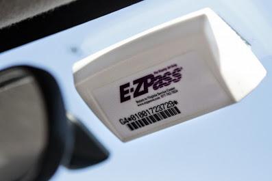 E-Z Pass Toll Transponder