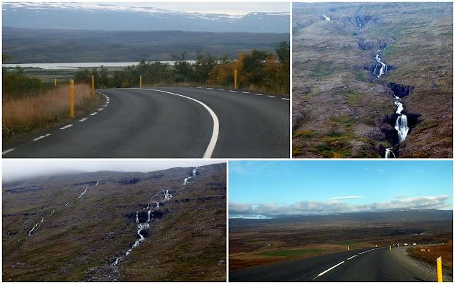 recorrido por los fiordos del este de Islandia