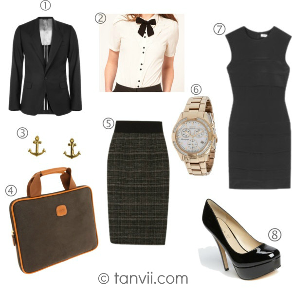 Office Wear Must Haves Tanvii