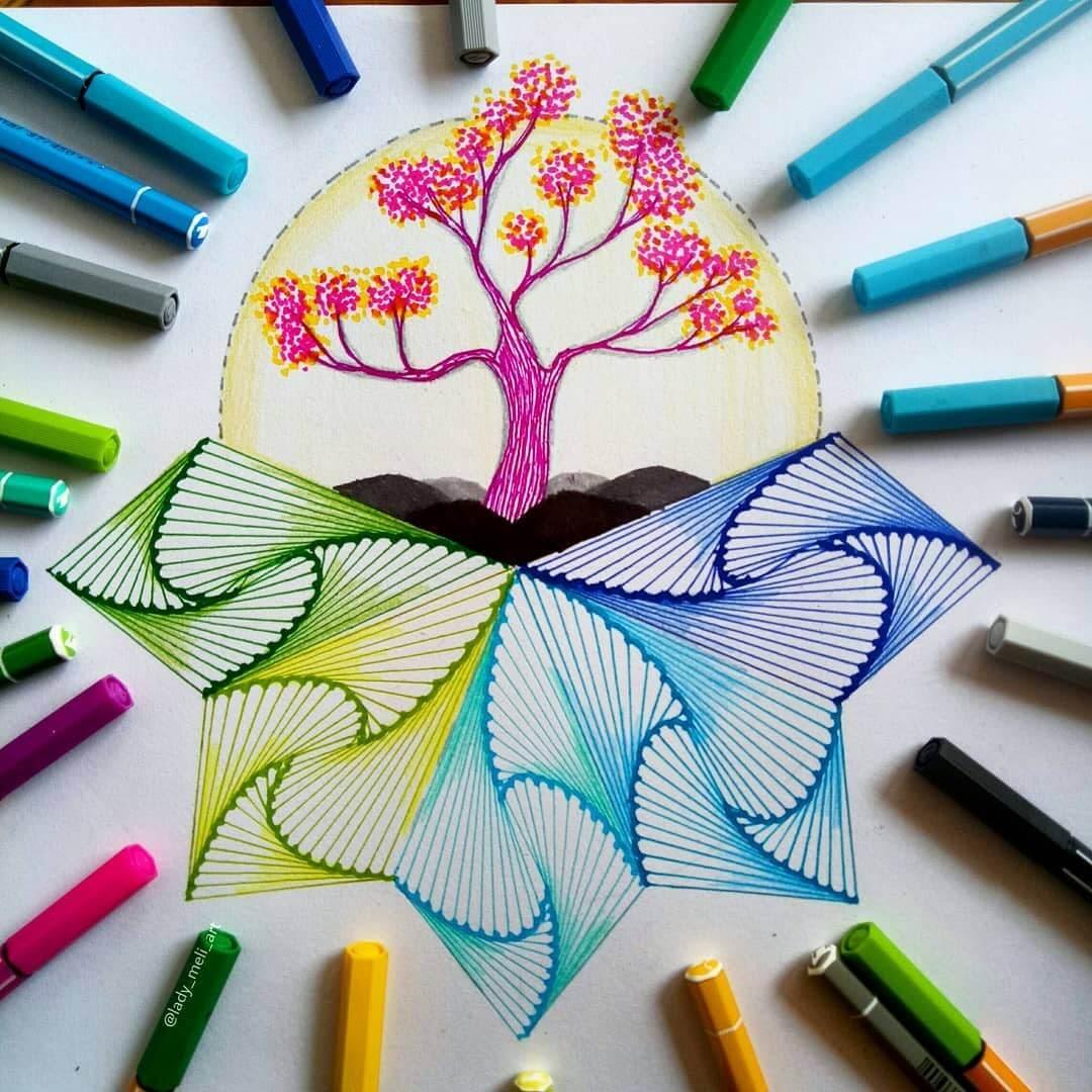 01-Tree-lady-meli-art-Precision-in-Geometric-Mandala-Drawings-www-designstack-co