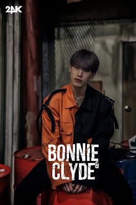 24k comeback bonnie n clyde