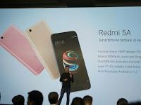 Xiaomi Redmi 5A Resmi Meluncur,Hape Murah Tapi Tidak Murahan!