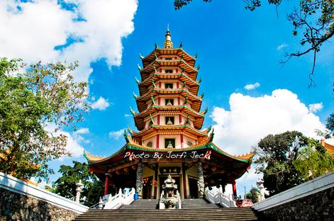 Tempat wisata vihara buddhagaya watugong semarang