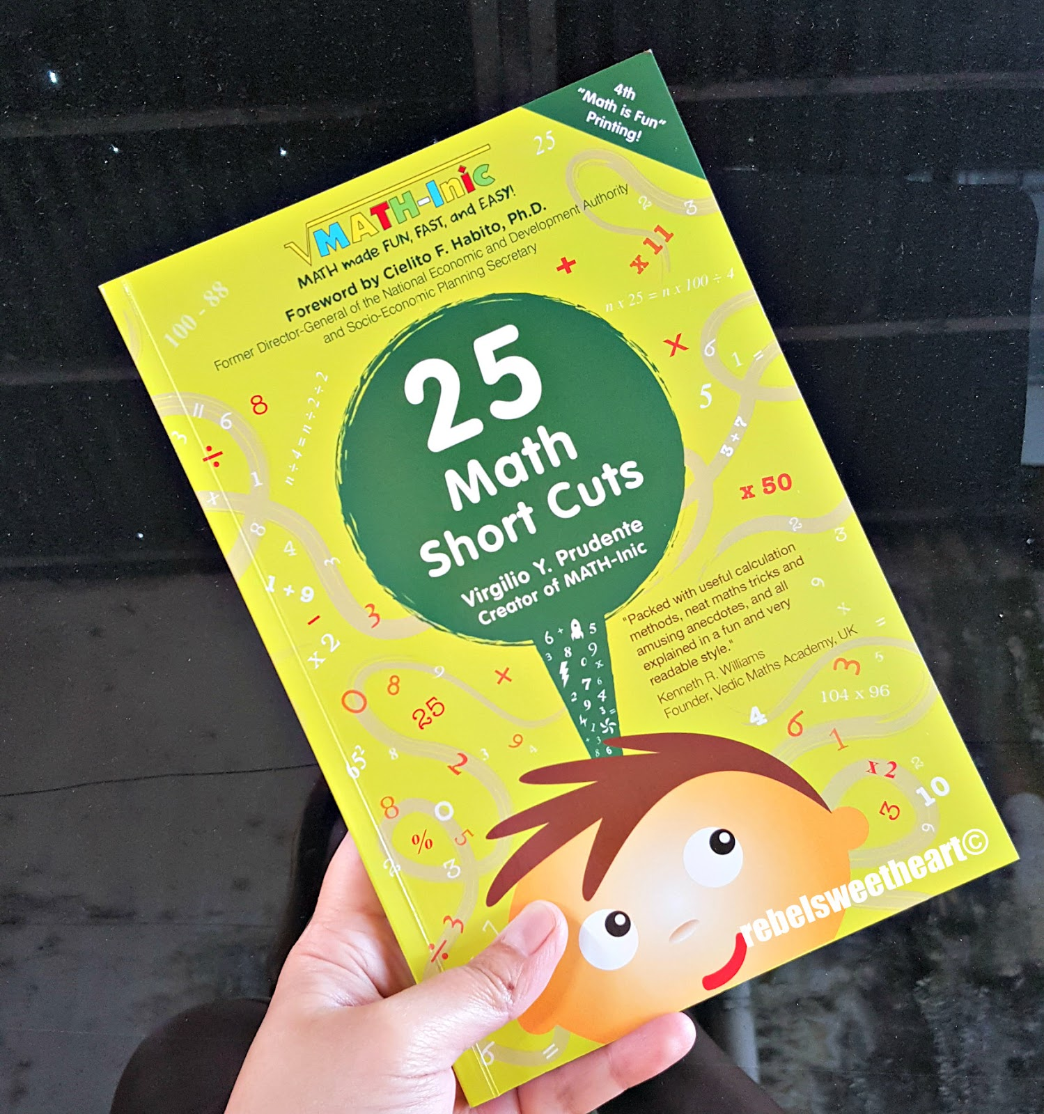 The Rebel Sweetheart : 25 Math Short Cuts | Math Made Easy