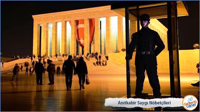 Anitkabir-Saygi-Nobetcileri