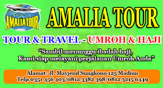 Amalia Tour dan Travel