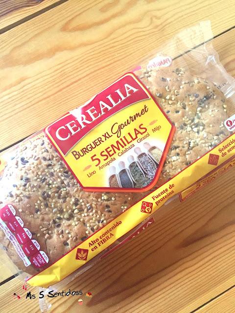 Cerealia burguer