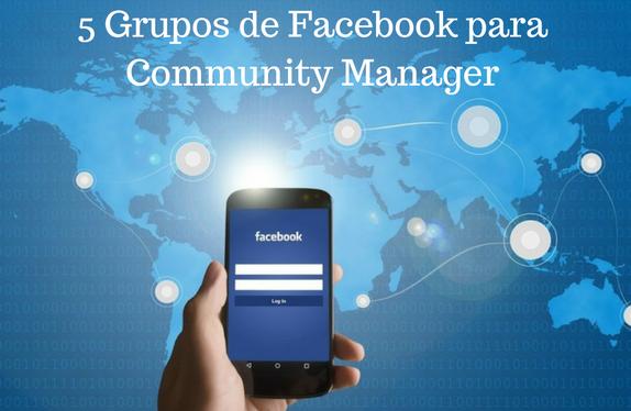 Facebook, Facebook grupos, Redes Sociales, Social Media, Community Manager,