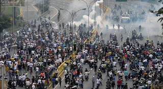 Further Clashes In Venezuela After Deadly Unrest