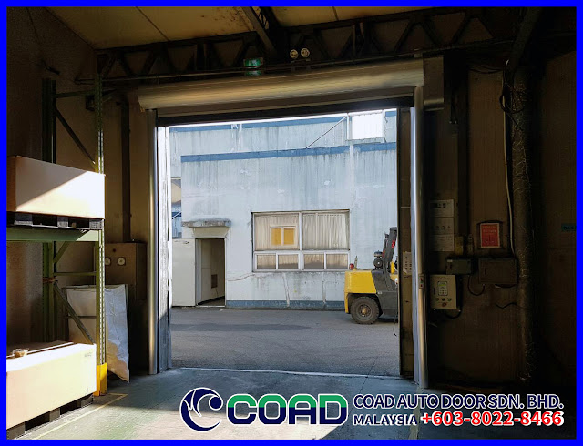 Automatic Door Malaysia, COAD Auto Door Malaysia, High Speed Door, Industry Automatic Door Malaysia, Shutter Door Malaysia, Speed Door Malaysia, High Speed Door Malaysia,