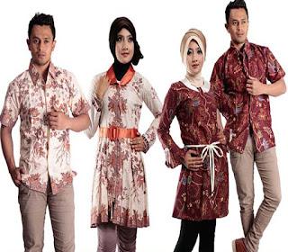 baju seragam pernikahan modern