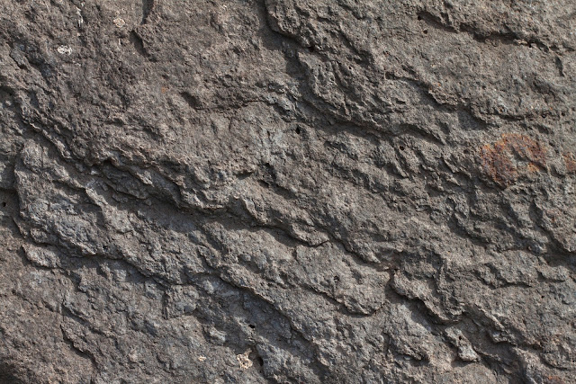 Mountain rock dark texture