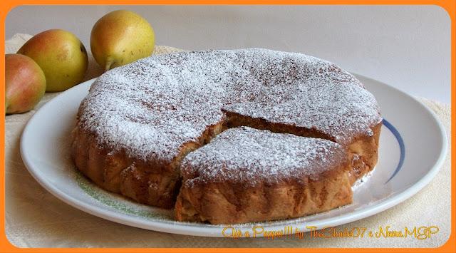 Fotografia della torta Marmalade Cake