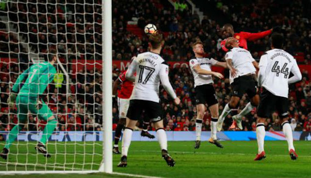 """Video MU - Derby County: Siêu phẩm """"mở khóa"""", 6 phút thăng hoa"""