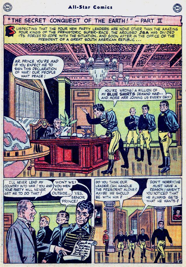 Read online All-Star Comics comic -  Issue #52 - 12