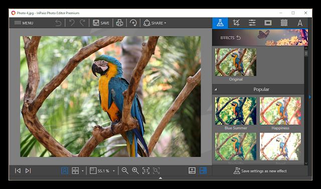 InPixio Photo Editor Premium