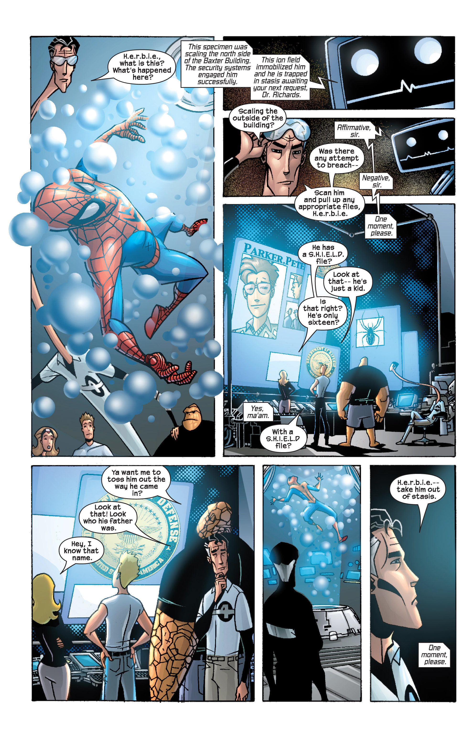 Read online Ultimate Spider-Man (2009) comic -  Issue #150 - 71