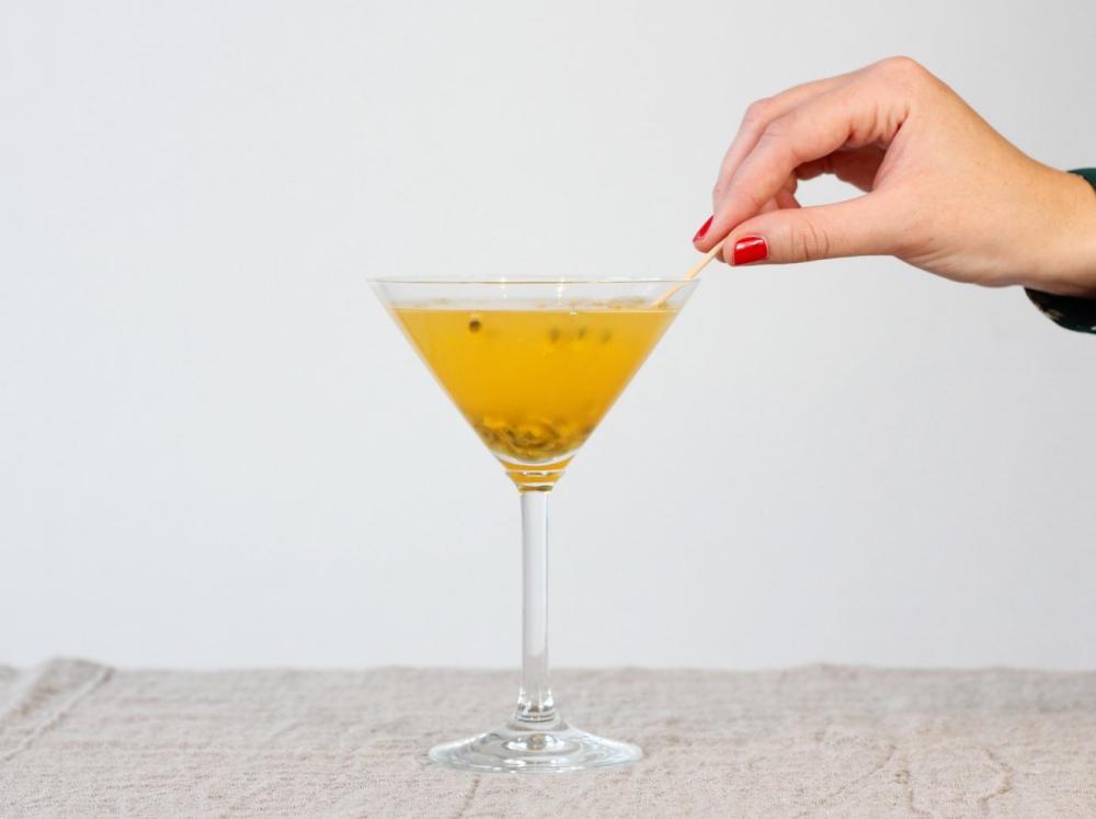 Gin Cocktails Milan Millionaire à la Theresa Bar