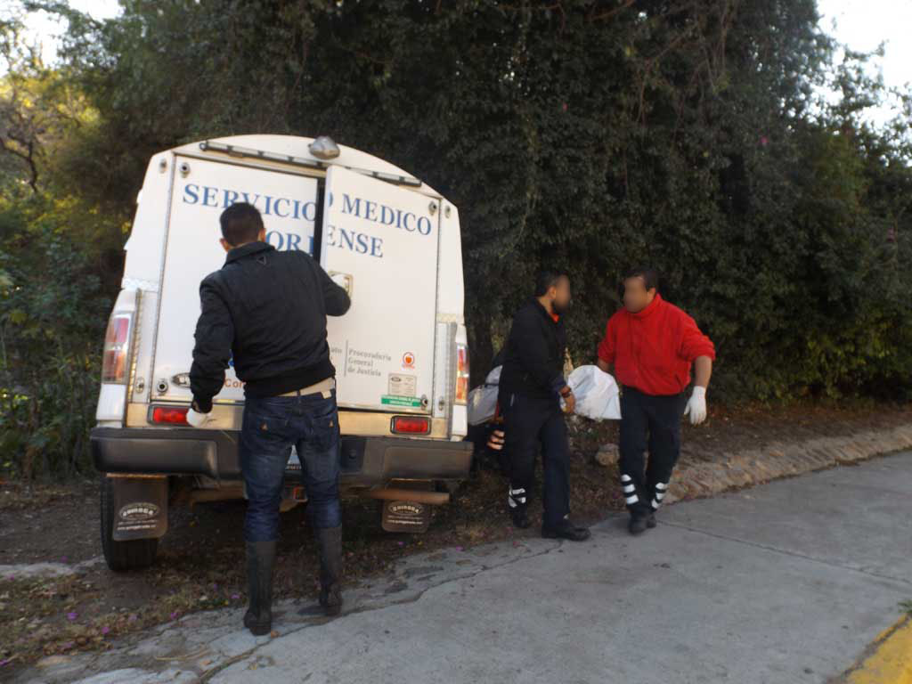 Localizan tres ejecutados en Apaseo el Alto, Guanajuato