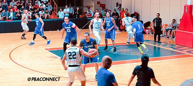 Jordan def. Gilas Pilipinas, 98-92 in tuneup game | November 19