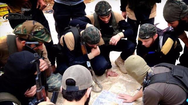 Rebeldes sirios rompen el tabú y recurren a Israel para salvarse