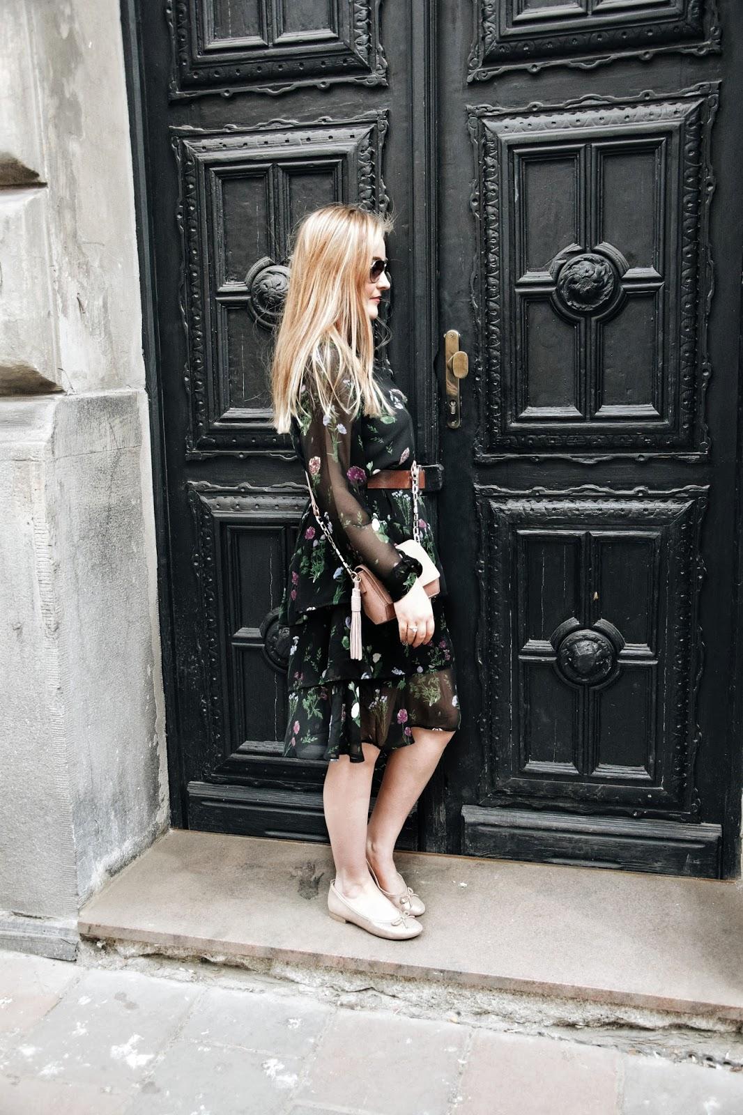 Floral Dress NAKD