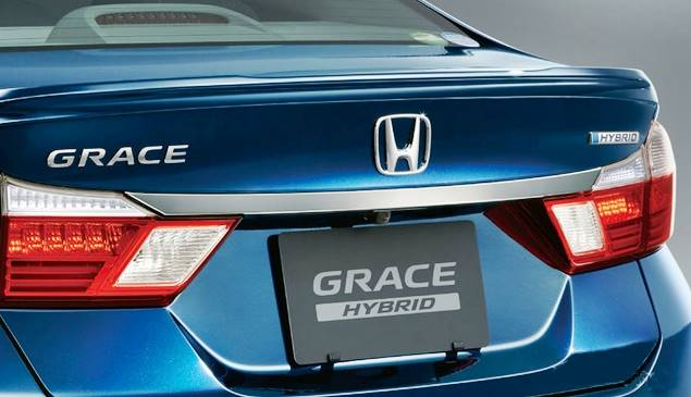 Honda establishes Grace special edition for Hybrid LX and EX
