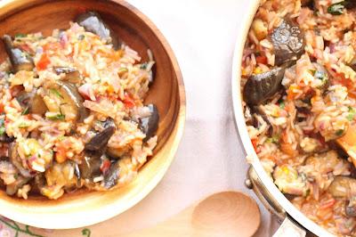 riz pilaf grece