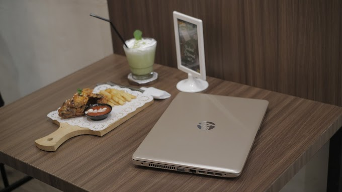 Laptop 5 Jutaan dari HP, Notebook - 14-bw002ax Review