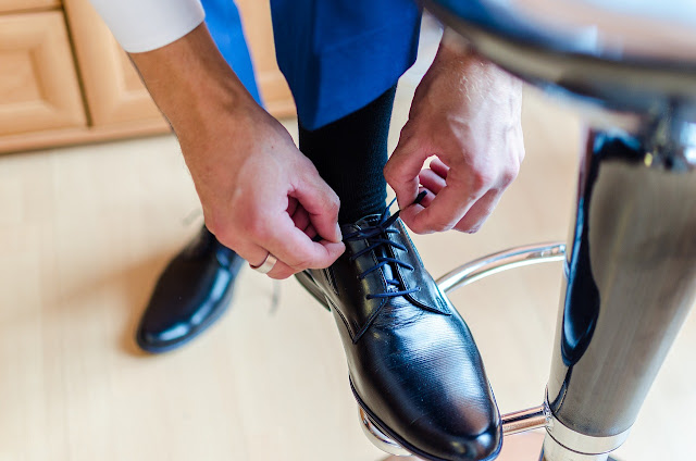 Free To Use Groom Wedding Shoe