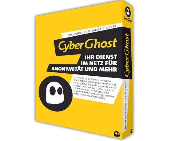 Cyberghost Anonym Downloaden