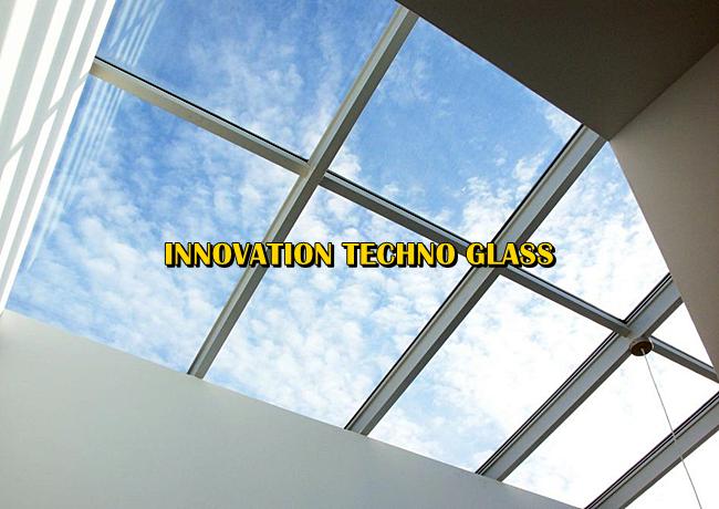 Atap Kaca Skylight Modern