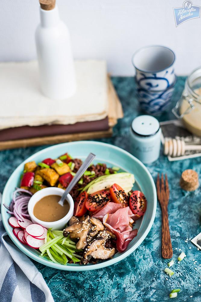 Lunchbox z awokado