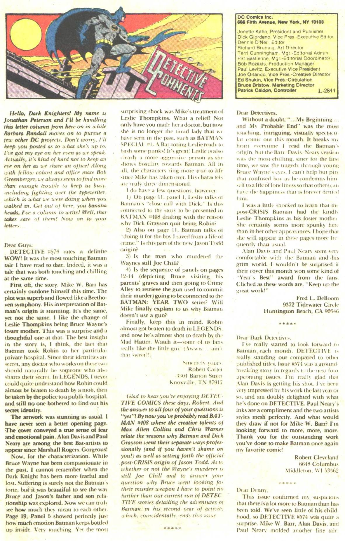 Detective Comics (1937) 579 Page 31