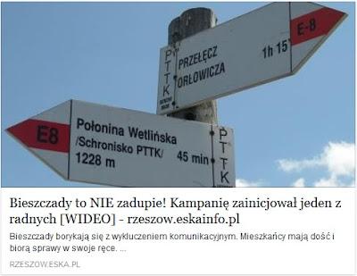 http://rzeszow.eska.pl/komunikacja/bieszczady-to-nie-zadupie-kampanie-zainicjowal-jeden-z-radnych-wideo/394719?h=d8a455f9253f2a343f5693bfcdd57a98d2dd9dcf